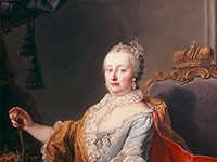Maria Theresa, Holy Roman Empress