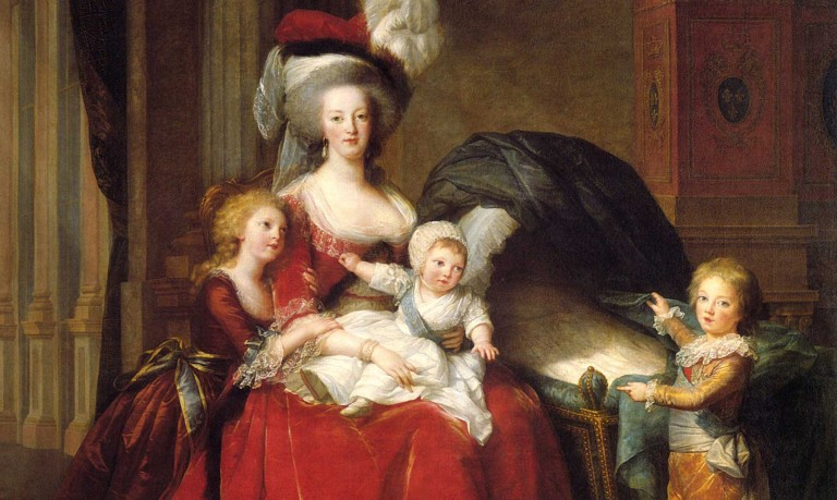 Solving the Mystery Surrounding the Death of Marie Antoinette's Young Son