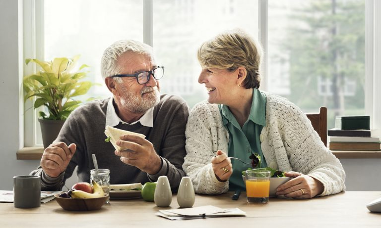 Healthy aging using the power of DNA
