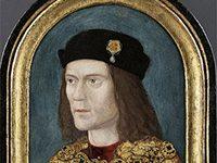 King Richard III of England