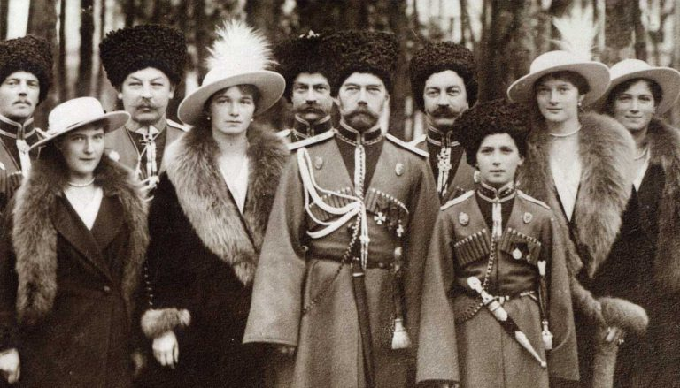 Discovering the Long-Lost Romanovs
