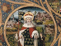 Saint Leopold III, Margrave of Austria